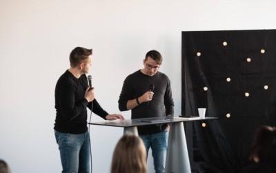 rozhovor Bedřicha a Marka